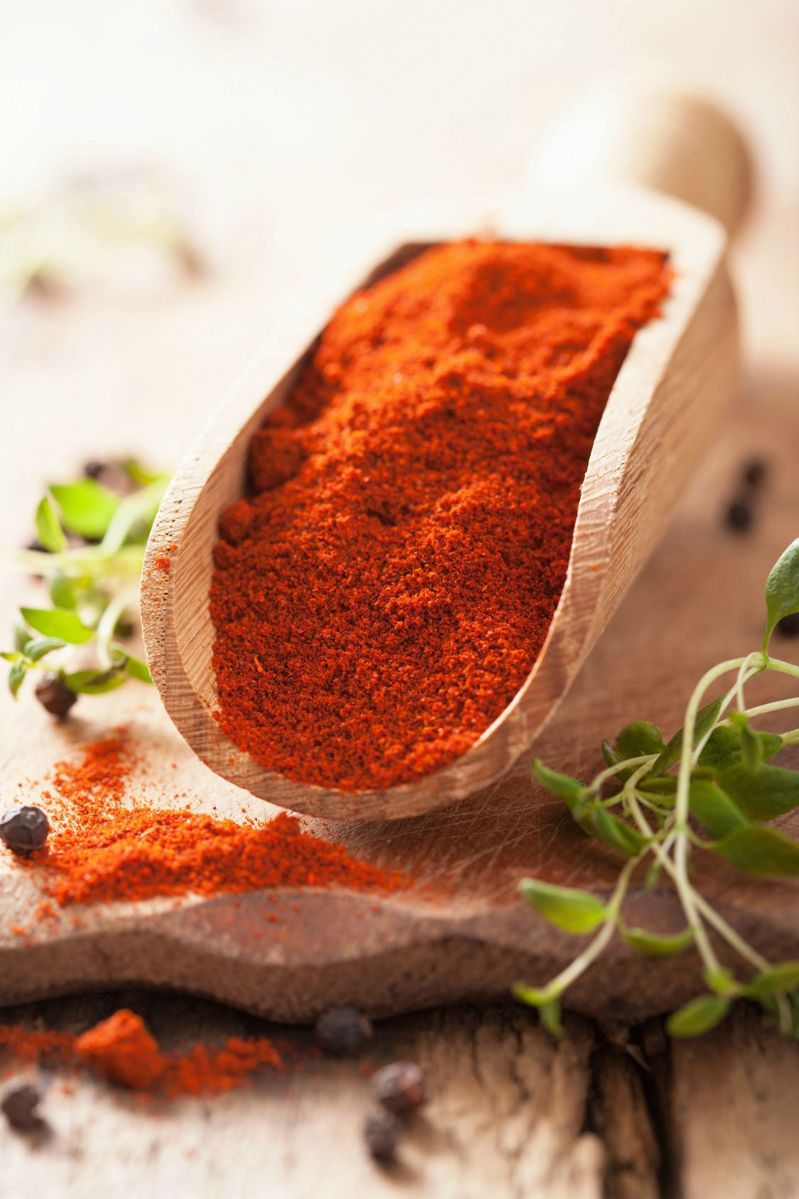 Spanish Smoked Paprika - Sweet Per oz