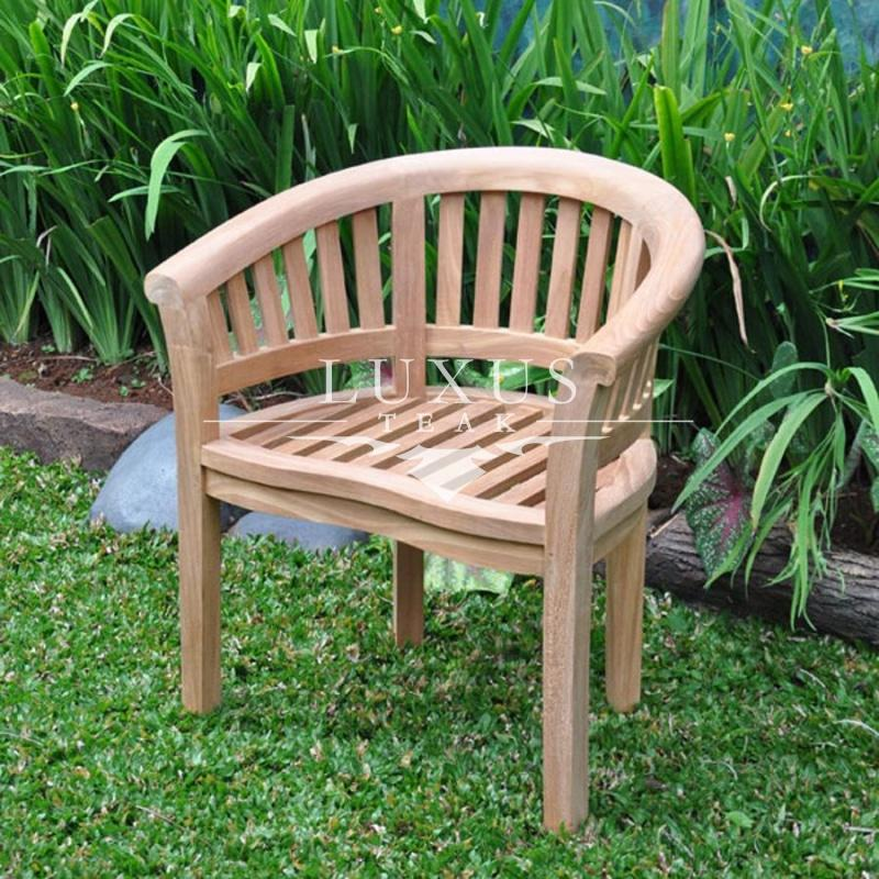 Oval 180 - 240 cm Extending  6 Seat Stacking Chairs & 2 San Francisco Chairs Complete set Cushions. Free Delivery. - Luxus Teak
