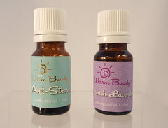 ANTI-STRESS OIL & FRENCH LAVENDER OIL
