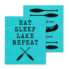 PADDLE DISH CLOTHS - Kate & Co. Home