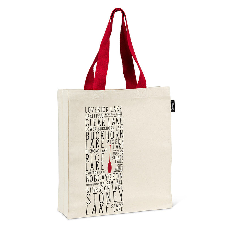 KAWARTHA LAKES TOTE BAG - Kate & Co. Home