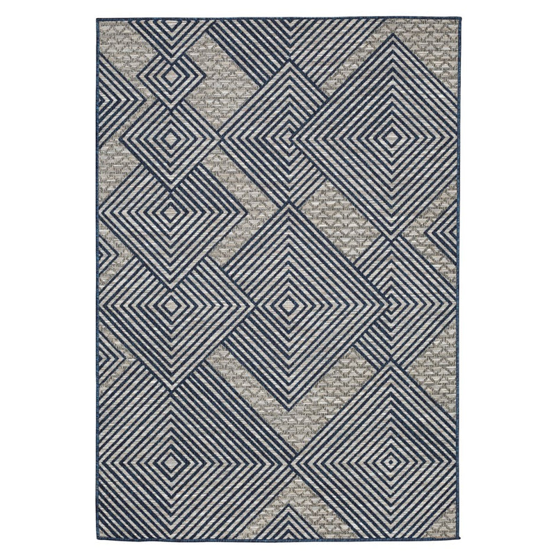 ODESSA INDOOR/OUTDOOR AREA RUG - Kate & Co. Home