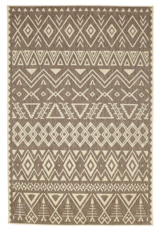 GEMINI INDOOR/OUTDOOR DUAL FACED RUG - Kate & Co. Home