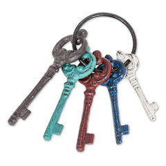 5 KEYS ON A RING - Kate & Co. Home