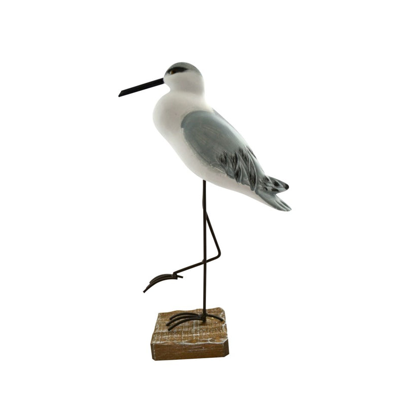 SEAGULL ON STAND - Kate & Co. Home