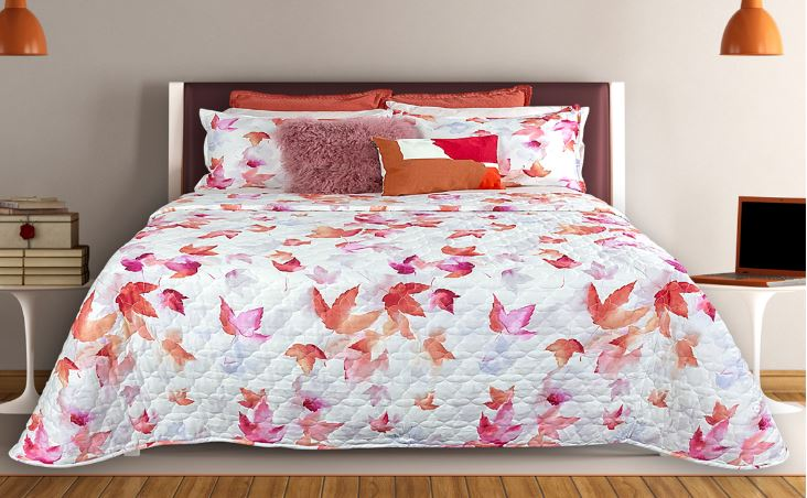 AUTUMN QUILT - Kate & Co. Home