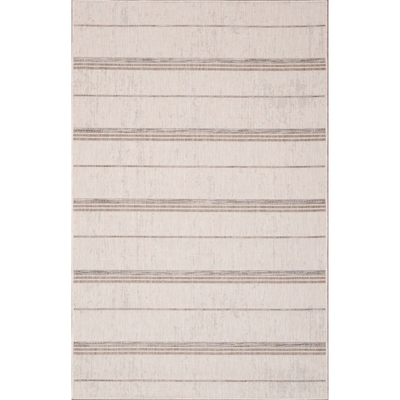 CARNIVAL INDOOR/OUTDOOR RUG SAND - Kate & Co. Home