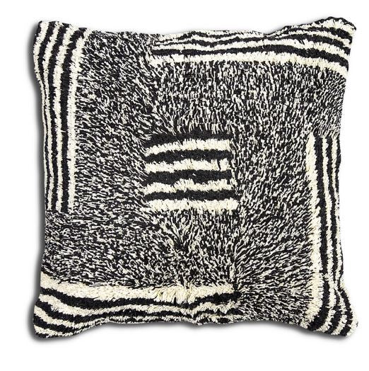 EBONY ACCENT CUSHION - Kate & Co. Home
