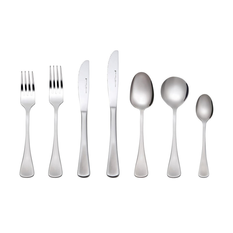 CUTLERY SET COSMO 42PC - Kate & Co. Home