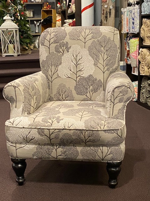 60 HIGH BACK ACCENT CHAIR
