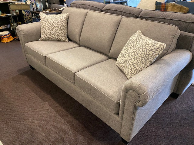 9536 TOZZI GREY SOFA