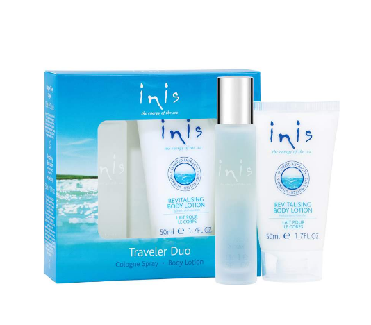 INIS TRAVELLER DUO BEACH BOX