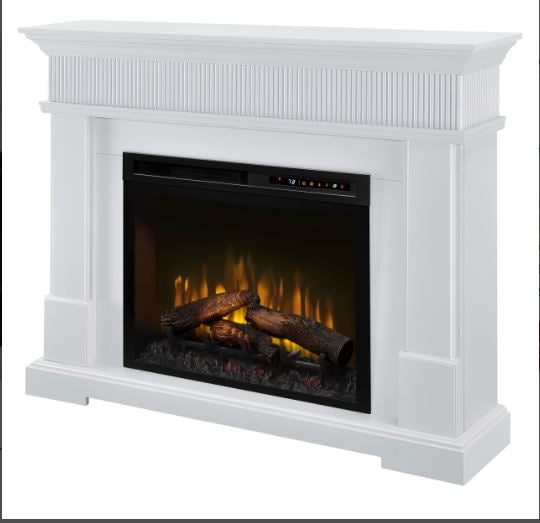 "JEAN MANTLE 26"" ELECTRIC FIREPLACE"