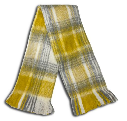 LENNOX MOHAIR THROW - Kate & Co. Home