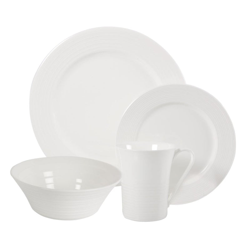 DINNER SET CIRQUE 16PC - Kate & Co. Home