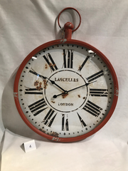 LASCELLES LONDON WALL CLOCK