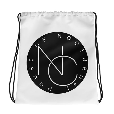 Drawstring bag - House Of Nocturnal