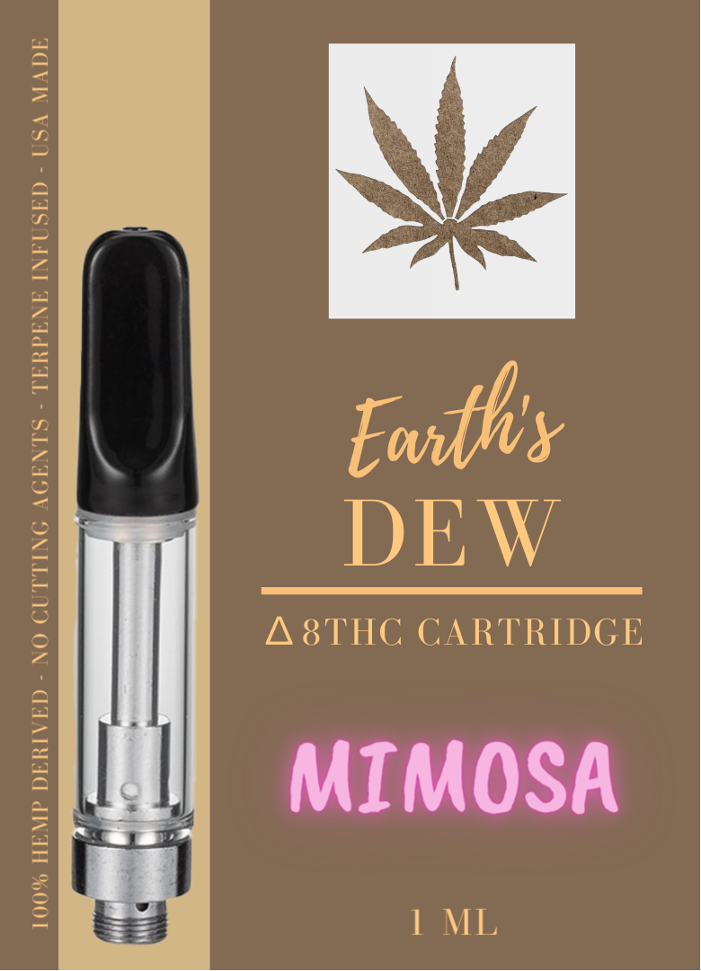 Mimosa - Delta 8 THC Vape Cartridge