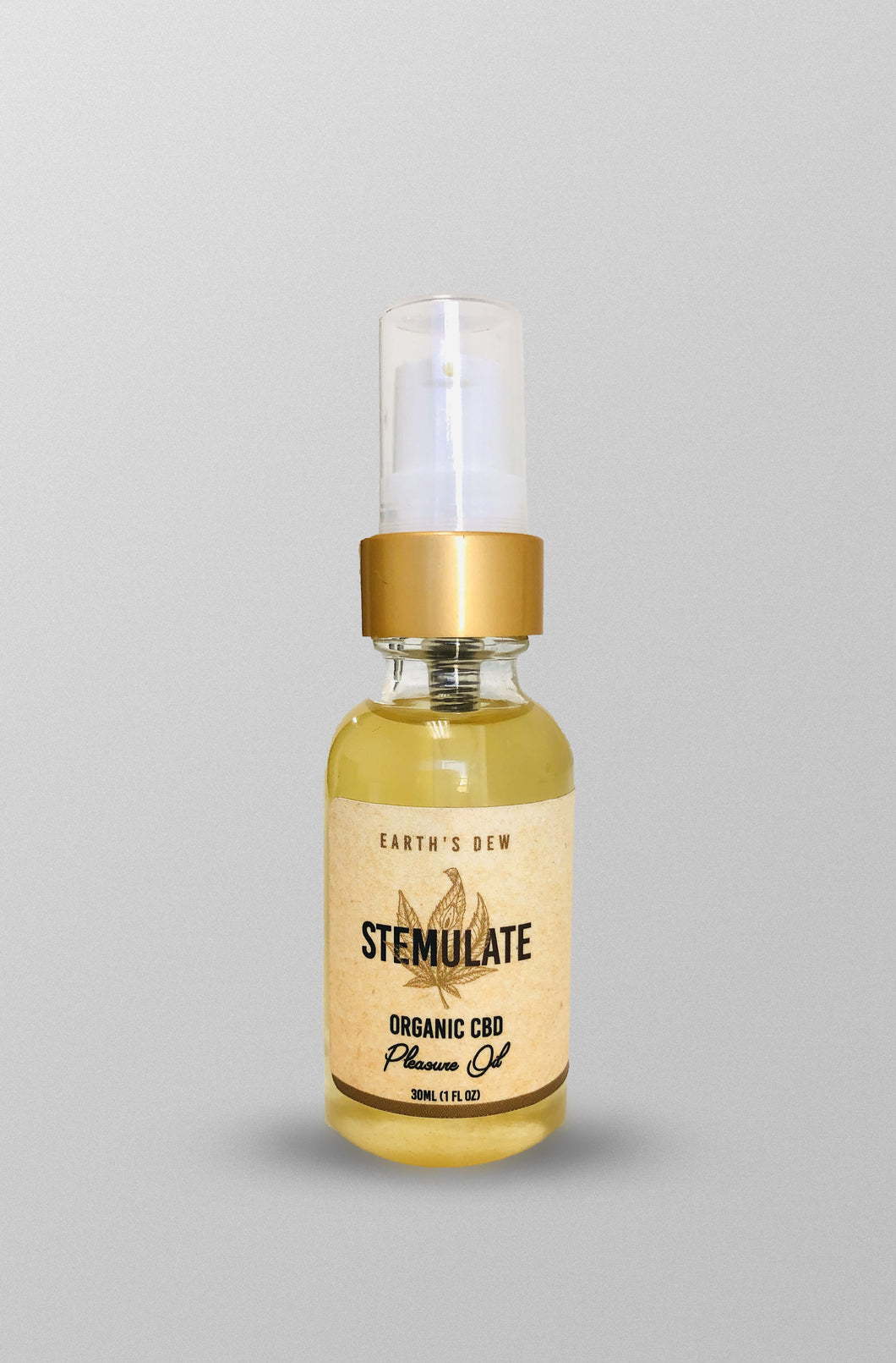 Stemulate CBD Infused Pleasure Oil