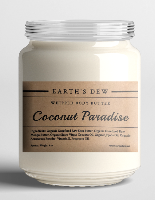 Coconut Paradise Body Butter