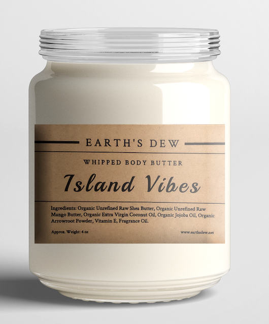 Island Vibes Body Butter