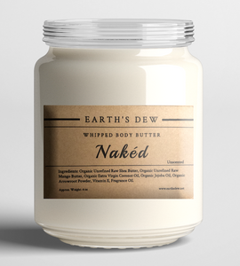 Nakéd Body Butter (Unscented)