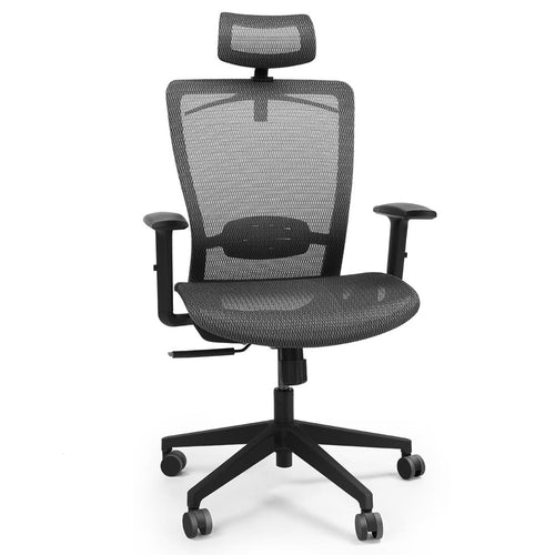 CP1 (Black) - La chaise ergonomique
