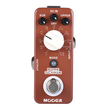 Load image into Gallery viewer, MOOER Pure Octave