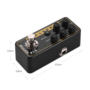 Mooer 014 Taxidea Taxus Digital Preamp