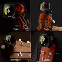 Load image into Gallery viewer, LEKATO Clip On Guitar Tuner