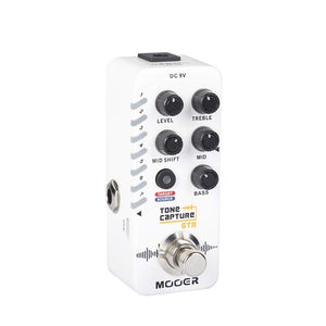 MOOER M701 Guitar Tone Capture GTR