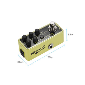 MOOER 006 US Classic Deluxe Digital Preamp