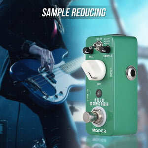MOOER Lofi Machine Sample Reducing