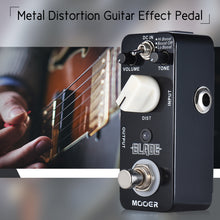 Load image into Gallery viewer, MOOER Blade Metal Distortion