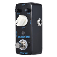 Load image into Gallery viewer, MOOER Blues Crab Blues Overdrive