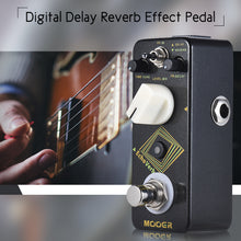 Load image into Gallery viewer, Mooer EchoVerb Delay Reverb