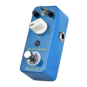 MOOER Blue Mood Blues Style Overdrive