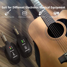 Load image into Gallery viewer, LEKATO Wireless Guitar System