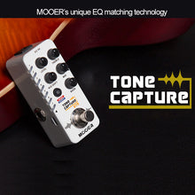 Load image into Gallery viewer, MOOER M701 Guitar Tone Capture GTR
