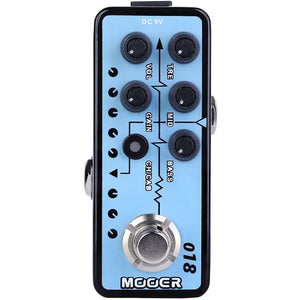 MOOER 018 Custom 100 Digital Preamp