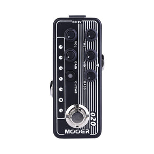 MOOER 020 Blueno Digital Preamp