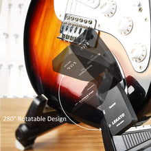 Load image into Gallery viewer, LEKATO 2.4GHz Wireless Guitar System WS-10BK