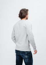 BONJOUR BEN non.  Sweater - grey I red