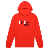 BONJOUR BEN très cool Hoodie - bright red