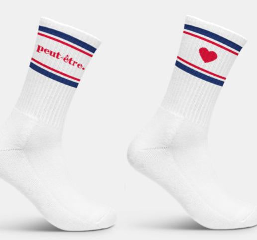 BONJOUR BEN sport socks - maybe love
