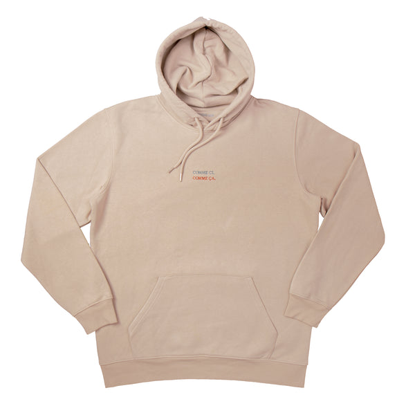 Bonjour Ben Hoodie comme ci, comme ça - nude I steel I copper