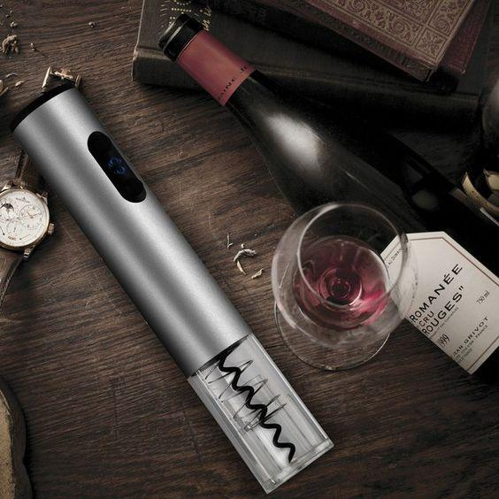 Original Electric Wine Corkscrew Automatic Wine Bottle Opener