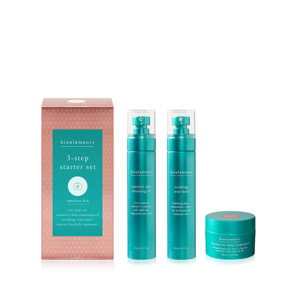 3-Step Starter Set: Sensitive Skin