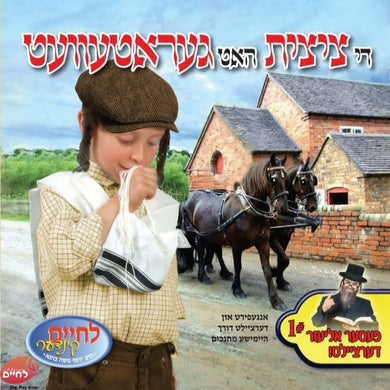 Di Tzitzis Hut Geratevet <br> די ציצית האט געראטעוועט