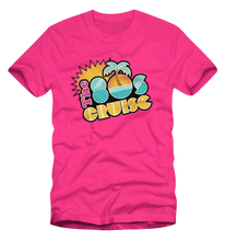 Load image into Gallery viewer, The 80's Cruise Logo Shirt - Neon Colors